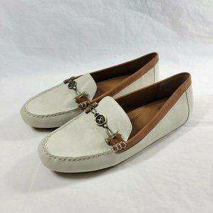 Patricia Nash Trevi Loafers Leather Horsebit Trim